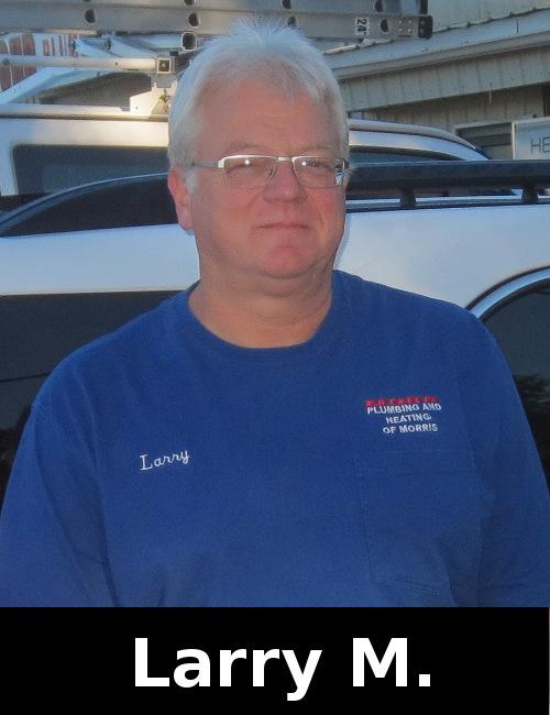 Larry M