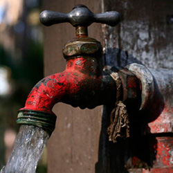 Ouside Faucet