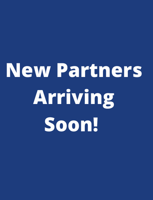 New Partners Arriving Soon! (5)
